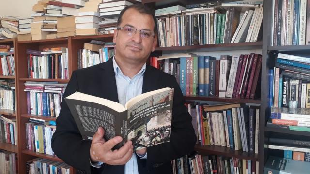 Tarihçi Oktay Bozan: Yüzleşmeden Türkiye zararlı çıkmaz