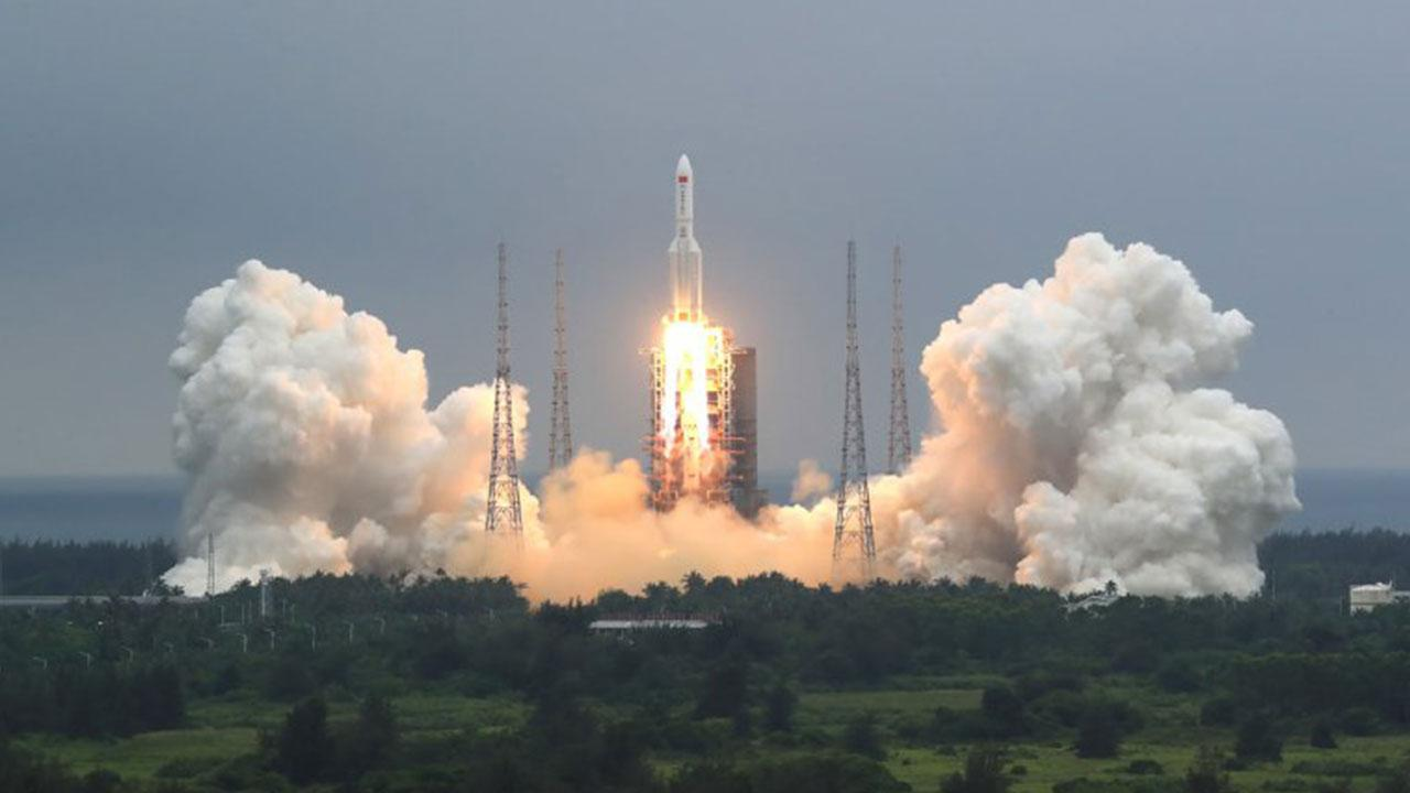 Çin roketi ile ilgili 10 önemli ayrıntı