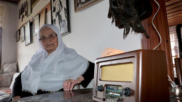 Kastamonunun 40 yıllık, ödüllü Sabiha ebesi
