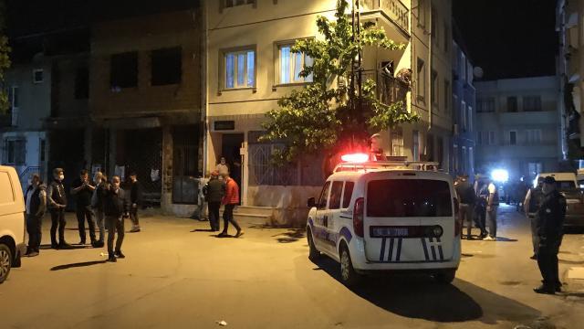 Bursadaki silahlı kavgada bir polis yaralandı