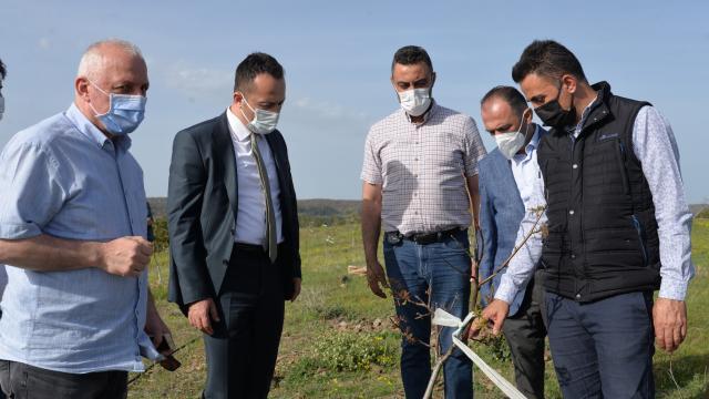 Bilecikte tarım arazileri üretime kazandırılacak
