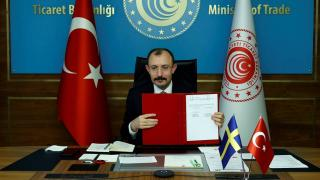 Türkiye ile İsveç arasında JETCO Protokolü imzalandı