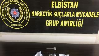 Kahramanmaraş'ta uyuşturucu operasyonunda yakalanan 2 zanlı tutuklandı