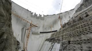 Yusufeli barajı yıl sonunda su tutmaya başlayacak
