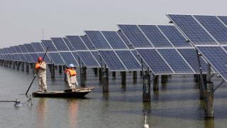 Güneş endüstrisi yeni ihracat kapısı olabilir