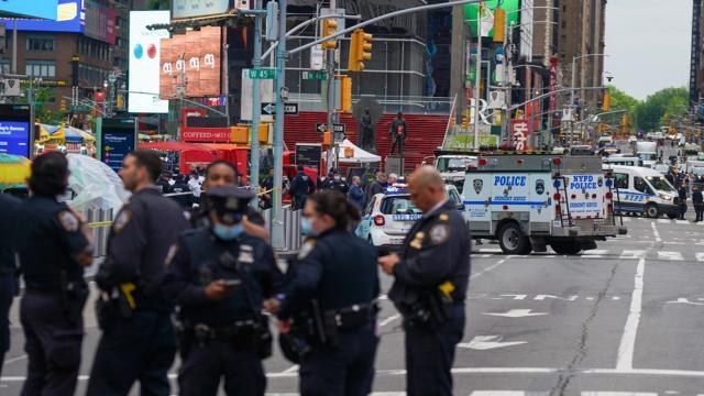 New York Times Meydanında silahlı saldırı: 3 yaralı