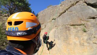 Bolu AFAD personeline dağcılık ve kurtarma eğitimi verildi