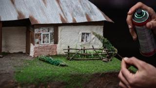 Anadolu evlerini maketlerde yaşatıyor