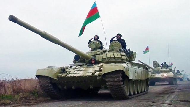 Azerbaycan, Karabağda 2 bin 895 şehit verdi