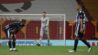 Beşiktaş şampiyonluk yarışında yara aldı
