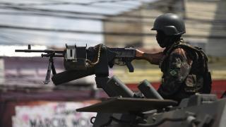 Brezilya'da uyuşturucu kaçakçılığı operasyonu: 28 ölü