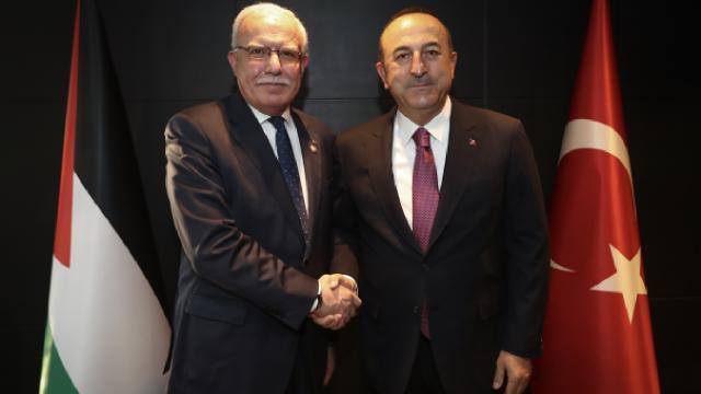 Filistin Dışişleri Bakanı Ankaraya geliyor