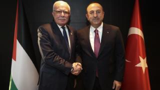Filistin Dışişleri Bakanı Ankara'ya geliyor