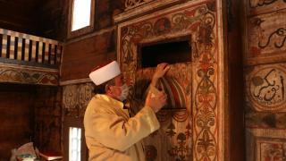 Asırlık çivisiz camii: Bekdemir Camii