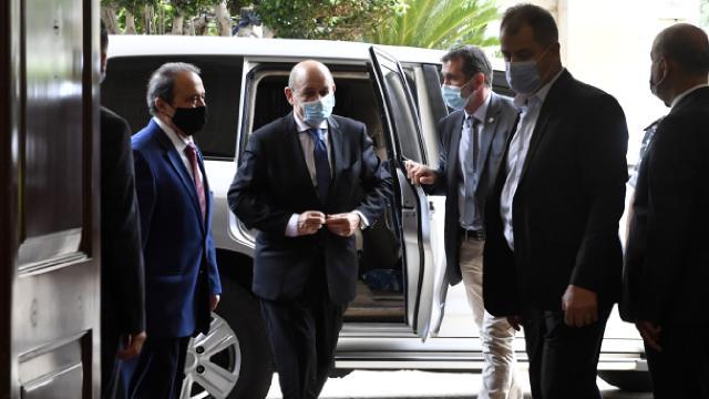 Lübnan basını: Fransa Dışişleri Bakanının ziyareti olumsuz bir havada geçti
