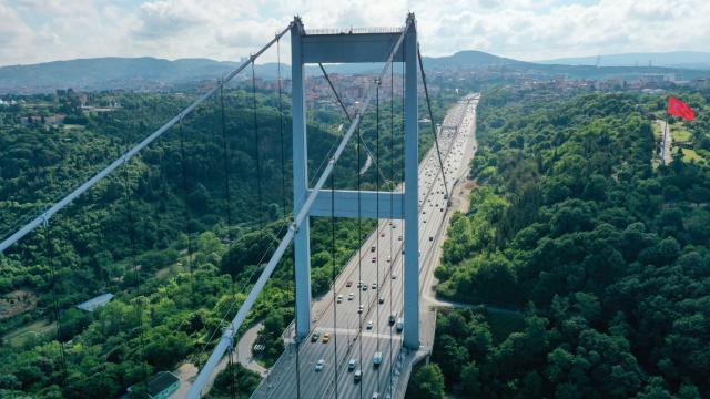 Ramazan Bayramında köprü ve otoyollar ücretsiz