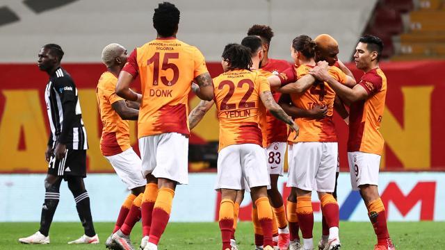 Dev derbi Galatasarayın