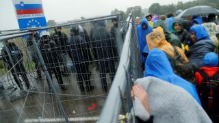 'AB ülkeleri salgın döneminde en az 40 bin göçmeni yasa dışı yöntemlerle geri itti'