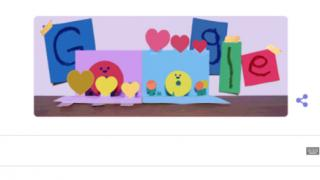 Google'dan Anneler Günü'ne özel doodle
