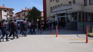 Afyonkarahisar'da organize suç örgütü operasyonu: 11 tutuklama