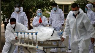 Hindistan'da günlük can kaybı sayısı en yüksek seviyeyi gördü: 4 bin 187 ölüm