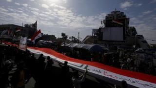 Irak'taki 2019 gösterilerinin öne çıkan isimlerinden Vazni öldürüldü