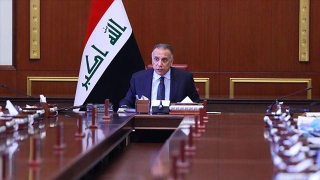 Irak Başbakanı Kazımi: PKKnın, Irak topraklarından komşu bir ülkeyi tehdit etmesi de kabul edilemez