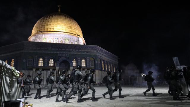 Ürdün: İsrailin Mescid-i Aksaya saldırısı barbarca