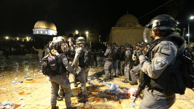 Orta Doğu Dörtlüsü, İsraile itidal çağrısı yaptı