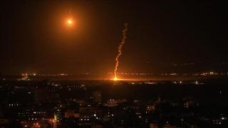 İsrail, Hamas'a ait bir gözetleme noktasını vurdu