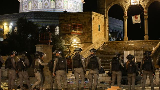 İsrail, gerginlik sebebiyle Yahudilerin Kudüs Günü etkinliklerini iptal edebilir