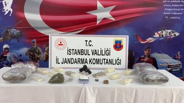 """""""Torbacı""""lara uyuşturucu dağıtımı yapan şüpheli tutuklandı"""