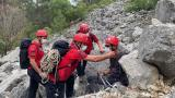 Antalya'da kaybolan İtalyan turisti jandarma buldu