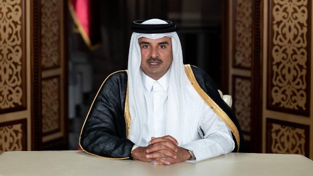 Katar Emiri Temim: İsrail saldırılarını durduracak her türlü rolü oynamaya hazırız
