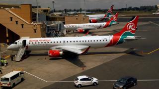 Kenya, İngiltere'den gelen yolcuları 14 günlük karantinaya alacak