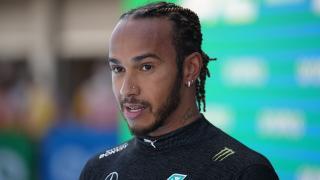 Formula 1'de Lewis Hamilton 100. kez pole pozisyonunda