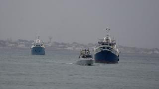 İtalyan balıkçılara, Libya açıklarında ateş açıldı