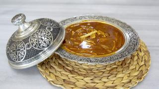 """Diyarbakır'ın geleneksel lezzeti """"meftune"""" ramazanda da sofraların baş tacı"""