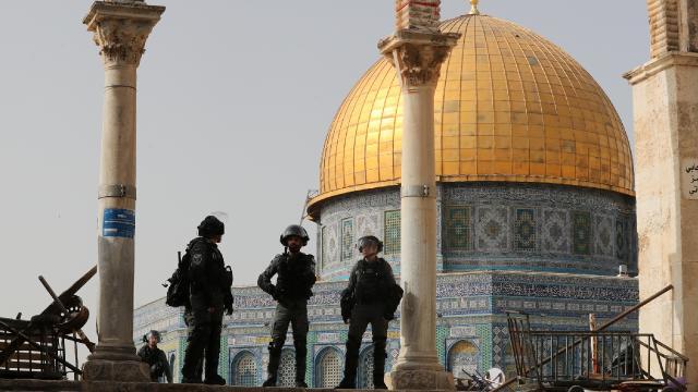 """Filistin Ulusal Konseyinden """"ihlallerin durdurulması için"""" uluslararası topluma müdahale çağrısı"""