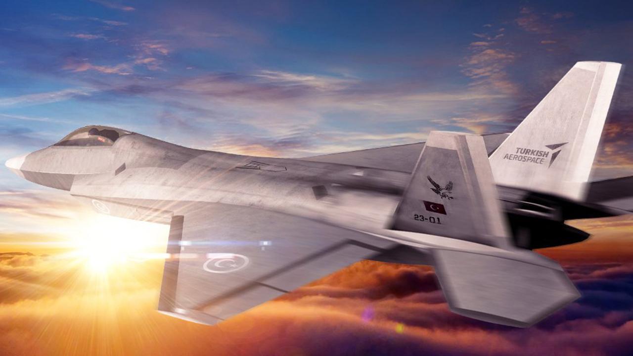 Milli savaş uçağına ASELSAN imzası