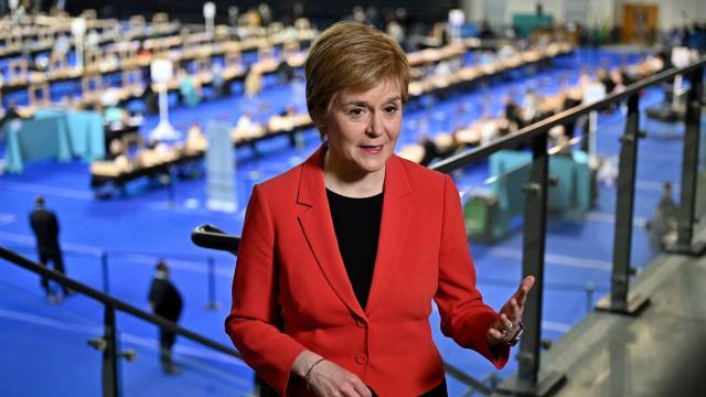 İskoçya Bölgesel Başbakanı Sturgeondan İsraile tepki