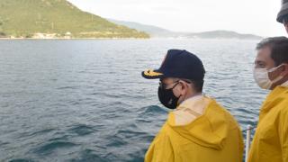 Bakan Pakdemirli'den kıyı balıkçılarına erken ödeme müjdesi