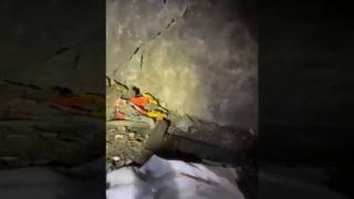 Pençe Operasyonları'nda tespit edilen mağara imha edildi