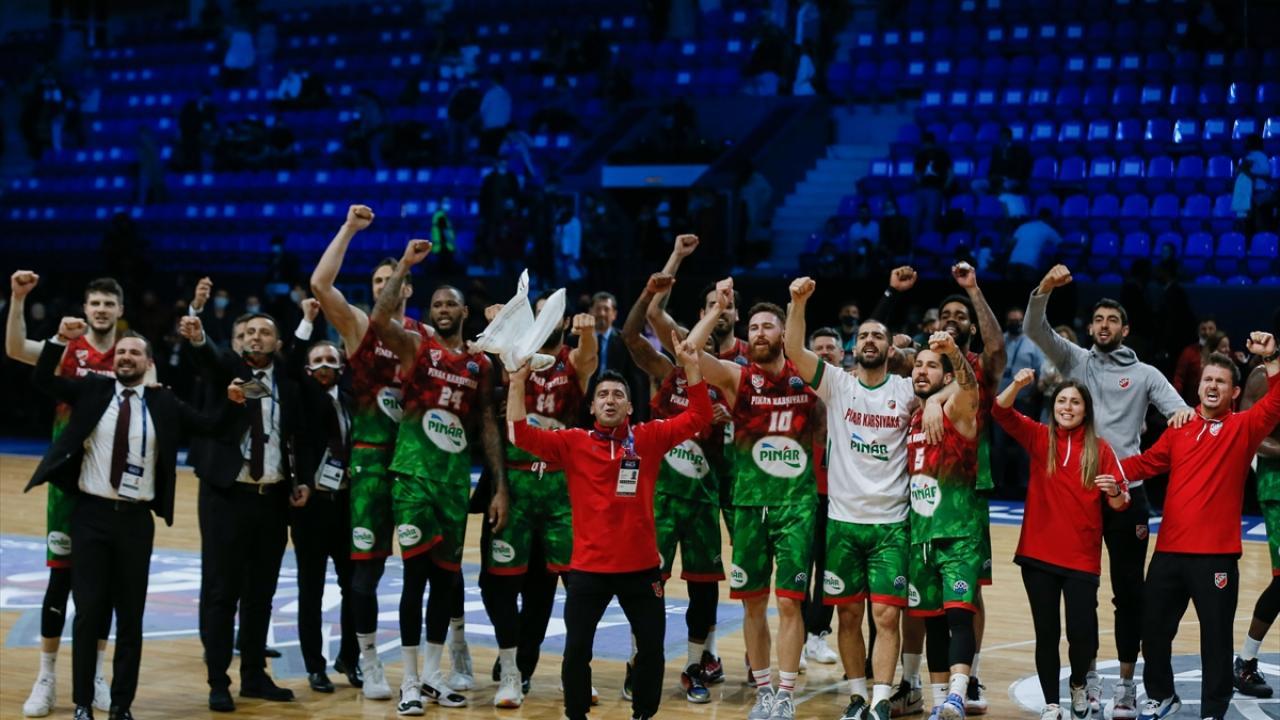 Pınar Karşıyaka finalde
