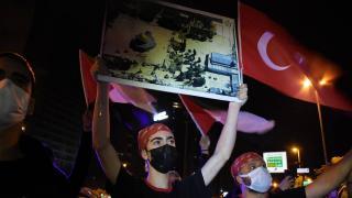 İsrail'in Mescid-i Aksa saldırıları Türkiye'de protesto edildi