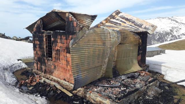 Rizedeki yayla evlerinin yakıldığı iddiasına soruşturma