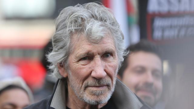 Pink Floydun solisti Waters: İsrail bir apartheid devlettir