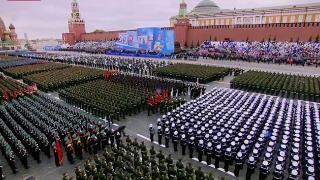 Rusya'da Zafer Günü kutlanıyor
