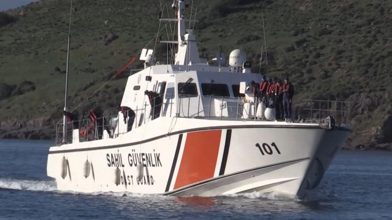 Türk denizcilere Yunan engeli
