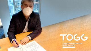 TOGG mobilite dünyasını Avrupa'ya taşıyor